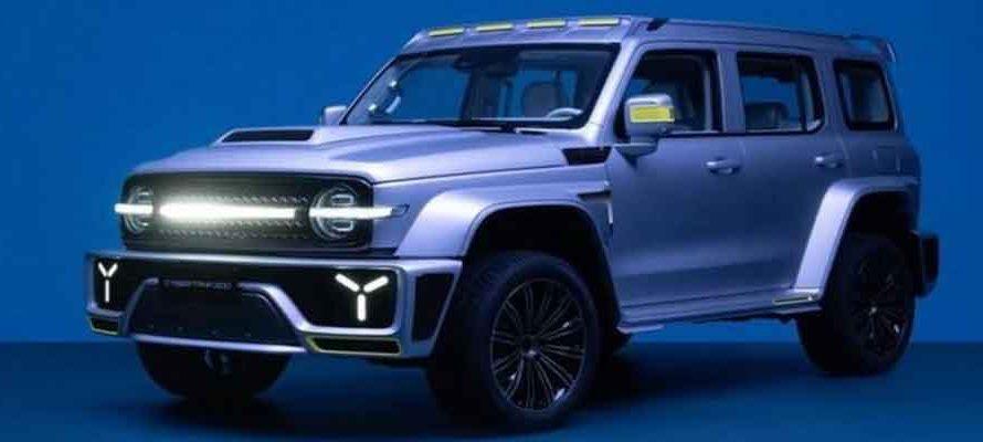 Jadi SUV Terlaris di Tiongkok, TANK dari GWM Rambah Pasar International